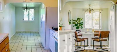 Pre i posle renoviranja: Kako jedna te ista prostorija može da izgleda potpuno drugačije?