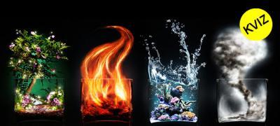 Koji od četiri elementa odgovara vašem temperamentu?