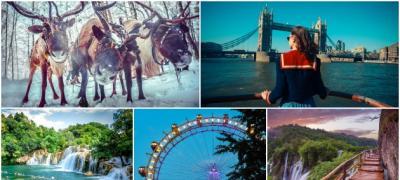 Top 16 iskustava koja treba da doživite dok putujete Evropom