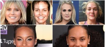 Poznate žene koje su ove godine hrabro pokazale lice bez šminke