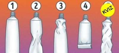 Теst karaktera kroz svakodnevnu naviku: Kako izgleda vaša pasta za zube?