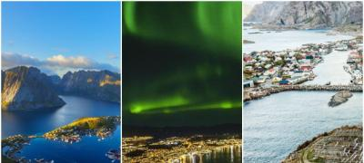 Norveška i njene šarene kućice, fjordovi i polarna svetlost - Šta nam više treba od toga?