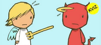 Kviz: Koji od sedam grehova vas najčešće kontroliše u životu?