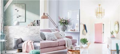 U nijansama sladoleda – Najlepši pastelni domovi na Pinterest-u