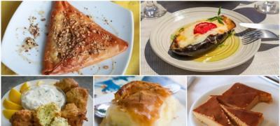 Hrana koju treba da naručite u Grčkoj, osim girosa i suvlakija