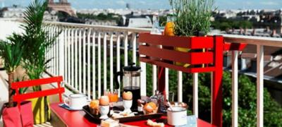 8 praktičnih ideja za male terase