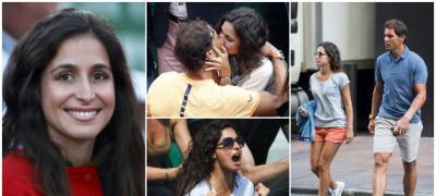 Ko je Maria Pereljo, Nadalova verenica, koju je zaprosio posle 14-godišnje veze?