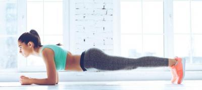 Šta će se desiti vašem telu ako svakoga dana odvojite 5 minuta za plank položaj?