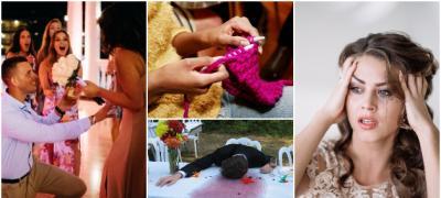 Ispovesti nevesta: Najužasnije stvari koje su gosti uradili na njihovoj svadbi