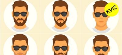 Kviz za muškarce: Brada je ogledalo karaktera - Kakva je vaša?