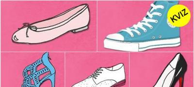 Test ženskog karaktera: Kakve cipele najčešće nosite?