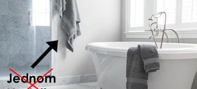 Predmeti za ličnu higijenu koje menjate ređe nego što treba