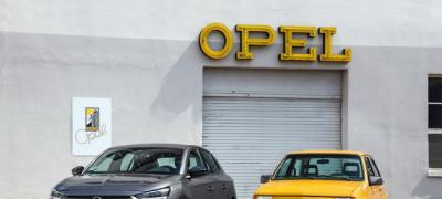 IAA premijera: Susret nove Opel Corse sa modelom Corsa GT