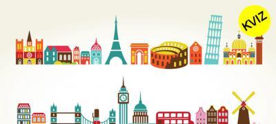 U kojem evropskom gradu bi trebalo da živite?