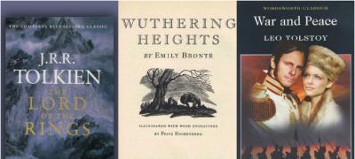 Omiljene knjige najvećih pisaca svih vremena