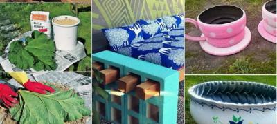 Urаdi sam: 17 prolećnih ideja za vaše dvorište