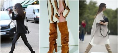 Kakve treba da budu vaše čizme da biste izgledale više?