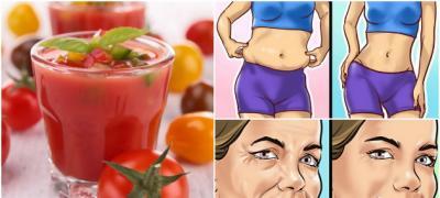 8 stvari koje će se desiti vašem telu ako počnete da svaki dan pijete sok od paradajza