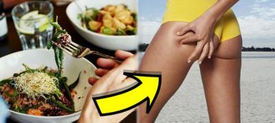 5-dnevni meni sa ishranom koja pomaže protiv celulita