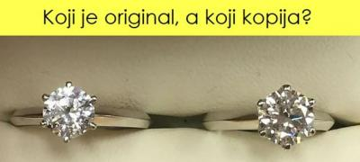 Koji verenički prsten je original, a koji kopija?
