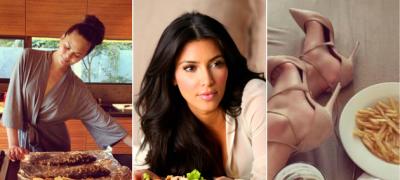 Slavne dame koje svaki dan jedu istu hranu