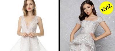 Da li razlikujete skupu od jeftine venčanice?