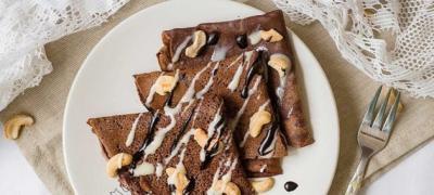 Napravite sami: Čokoladne palačinke koje se tope u ustima