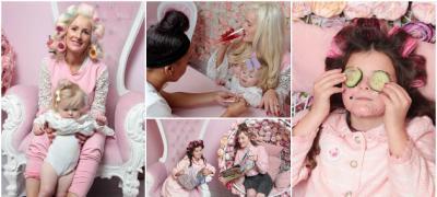 Majka troši 1.000 dolara mesečno u salonu lepote u koji vodi svoje tri male ćerke