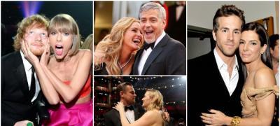 Slavne ličnosti koje su dokaz da prijateljstvo između muškaraca i žena postoji