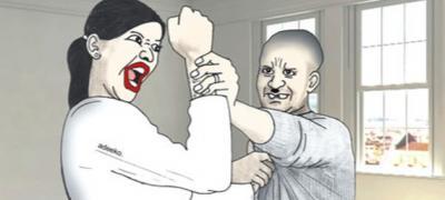 Sve je ružičasto pre braka, prave psihopate se pokažu posle potpisa kod matičara