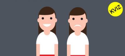 Vizuelni kviz: Da li ste optimista ili pesimista?